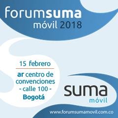 Todo listo para la primera edición de Forum SUMA móvil