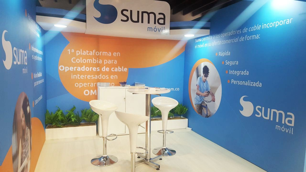 SUMA móvil - Evento: Andina Link 2018