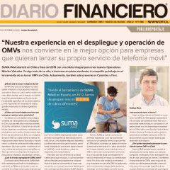 """Rodrigo Mena: """"La figura de los OMVs tendrá un papel protagónico en los próximos años impulsado el sector y llegando a todos los segmentos de población"""""""