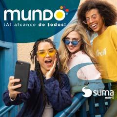 SUMA móvil refuerza su alianza con Mundo Pacífico