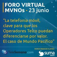 SUMA móvil analiza, en el Foro Virtual MVNOs 2021, la oportunidad y los beneficios que representa para los Operadores Telco la incorporación del móvil a sus ofertas comerciales