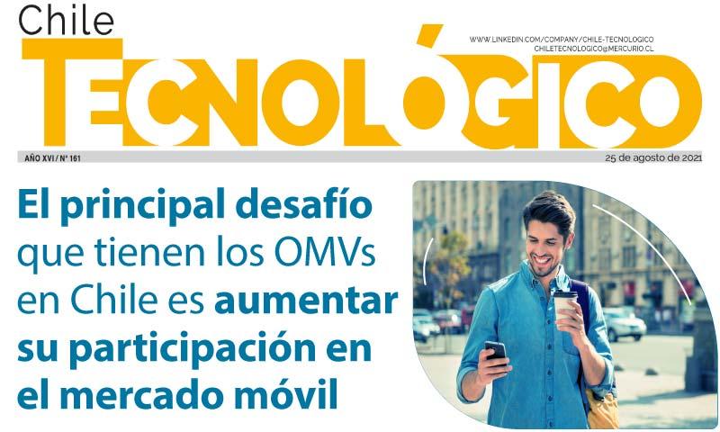 SUMA móvil - Noticia: El reto de los OMVs en Chile consiste en aumentar su participación en el mercado móvil