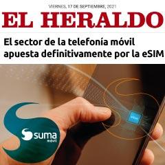 El sector de la telefonía móvil apuesta definitivamente por la eSIM