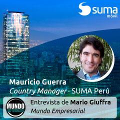 """Mauricio Guerra: """"SUMA ayuda a las compañías a incorporar el móvil a su oferta de servicios y a ser más competitivas"""""""
