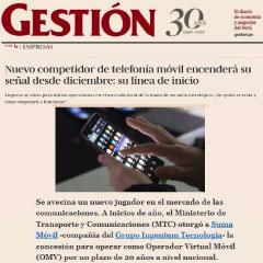 Nuevo competidor de telefonía móvil encenderá su señal desde diciembre: su línea de inicio